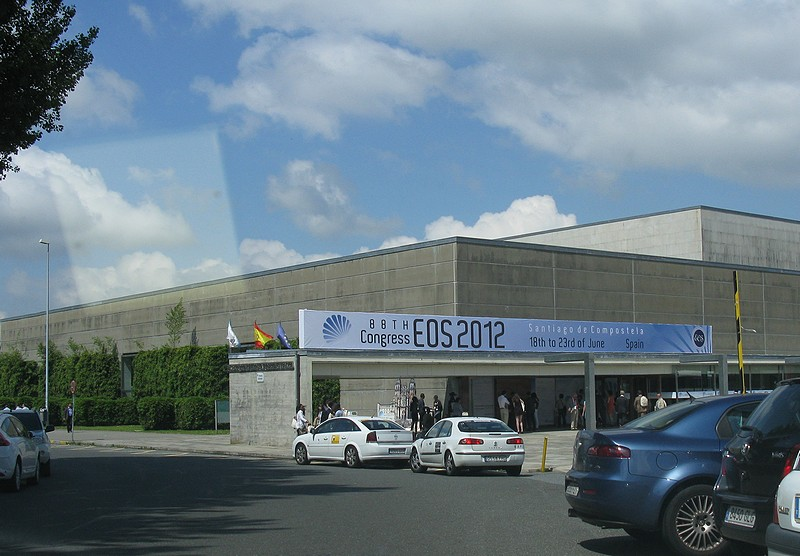 Конгресс Холл / 88й конгресс Европейского Общества Ортодонтов (EOS 2012)