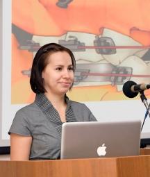 Выступление Селектор Ольги Николаевны на Конференция молодых ученых РМПО.