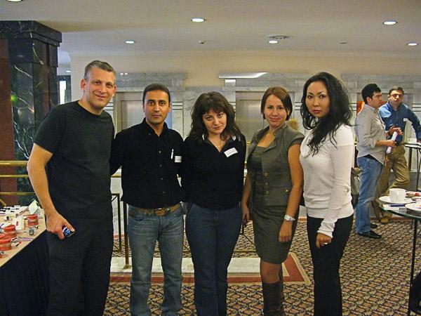 Участники курса
